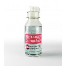 Антисептик Septanaizer спиртовой 100мл (гель)